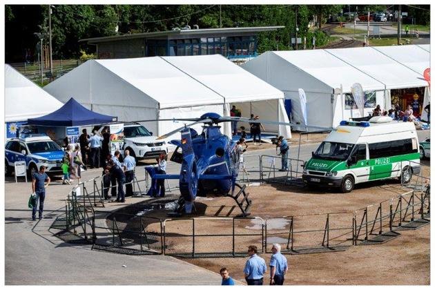BPOLD-KO: Bundespolizei ist mit dem Rheinland-Pfalz Tag in Worms zufrieden