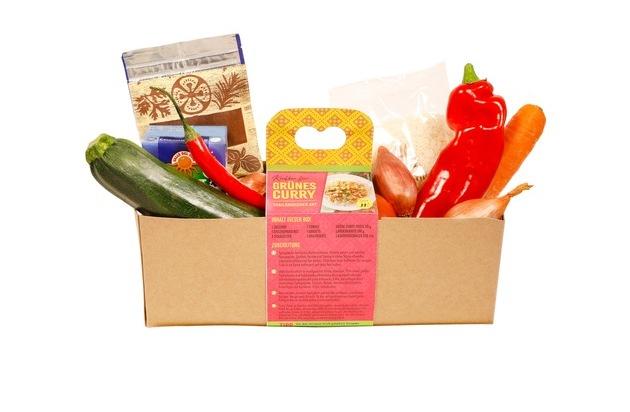 Eine ganze Mahlzeit in einer Box - ALDI SÜD bringt Kochboxen in die Filialen
