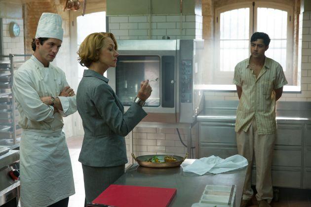 Madame Mallory und der Duft von Curry / Ab dem 21. August 2014 im Kino