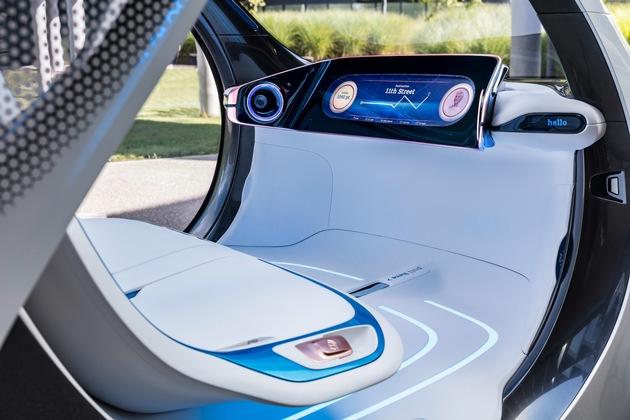 L'autopartage du futur