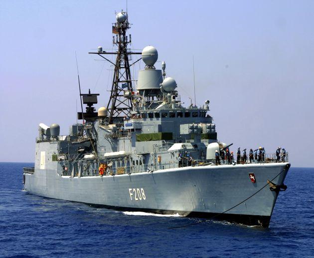Deutsche Marine - Pressemeldung / Pressetermin: Wechsel an der Spitze des 4. Fregattengeschwaders in Wilhelmshaven