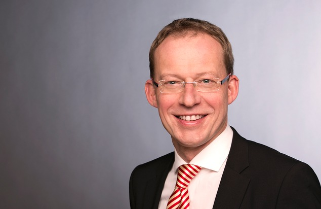 Bernd Sauer, Vorstand der Goetzfried AG