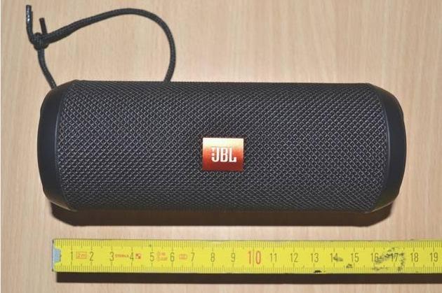 Wem gehört diese Bluetooth-Lautsprecherbox?