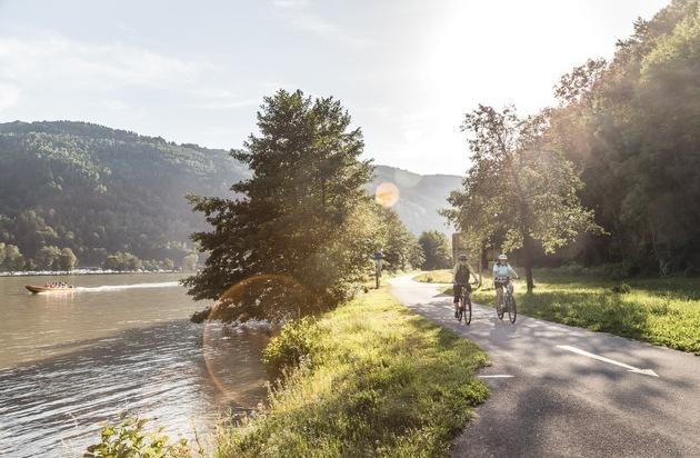Radfahren kurbelt Oberösterreichs Sommertourismus an