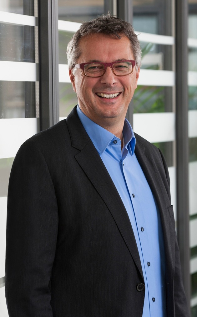 Reiner Eisenhut, CEO und Managing Director der tremco illbruck Group