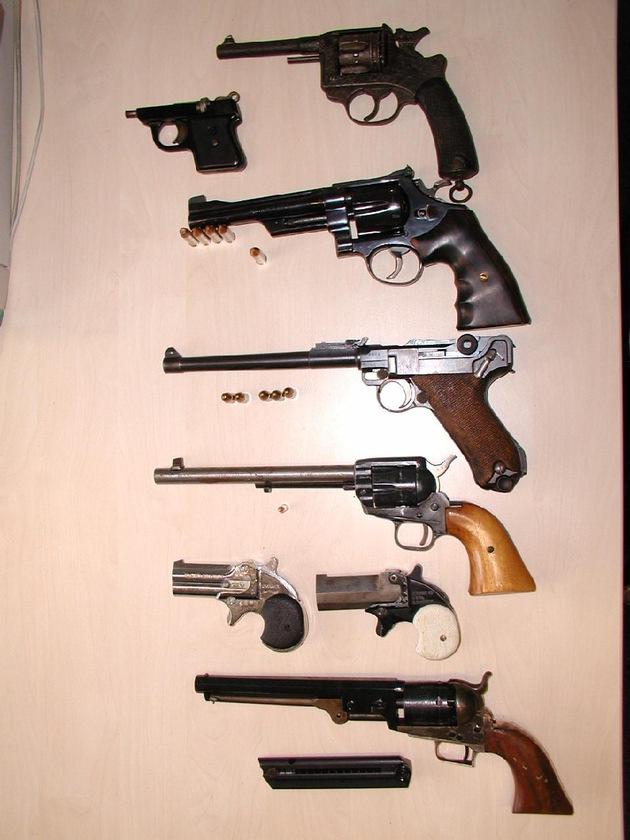 Faustfeuerwaffen