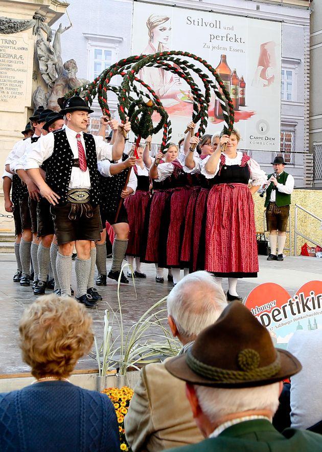 Salzburger Rupertikirtag 2014 - BILD