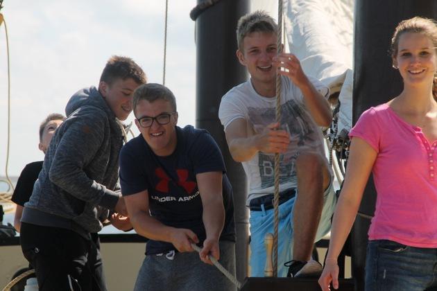 FW Ratingen: Segeltour der Jugendfeuer - Feuerwehr Ratingen