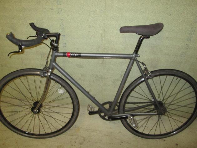 Aufgefundenes Fahrrad (2)