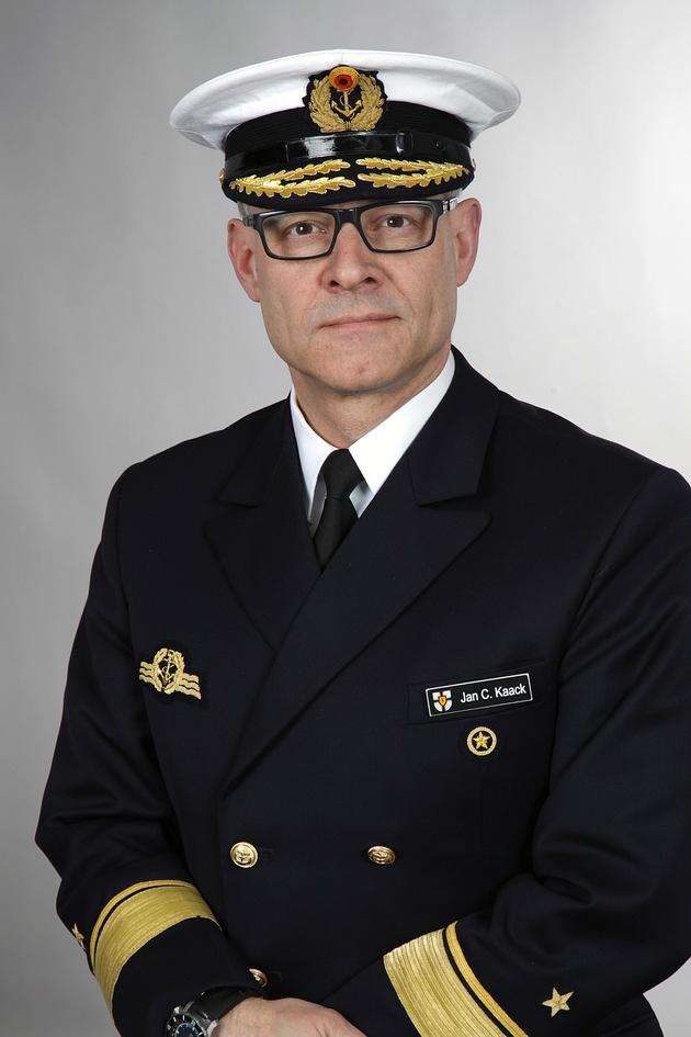 Flottillenadmiral Kaack