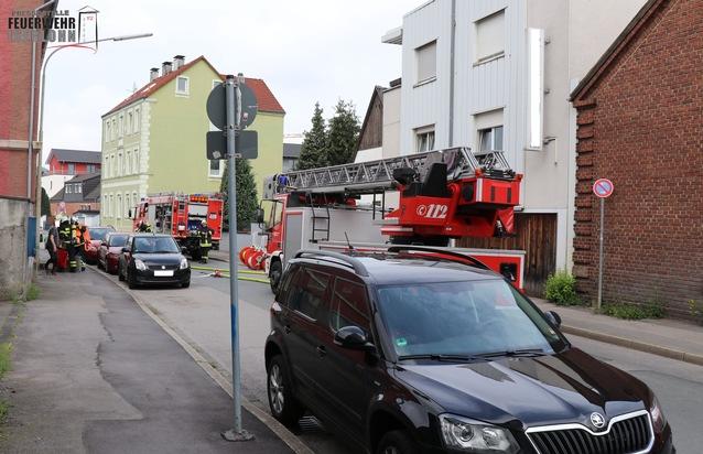 Foto:Pressestelle Berufsfeuerwehr Iserlohn