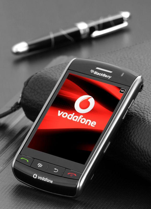 Vodafone: Smartphones