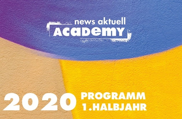 news aktuell academy startet mit erweitertem Programm in das Jahr 2020