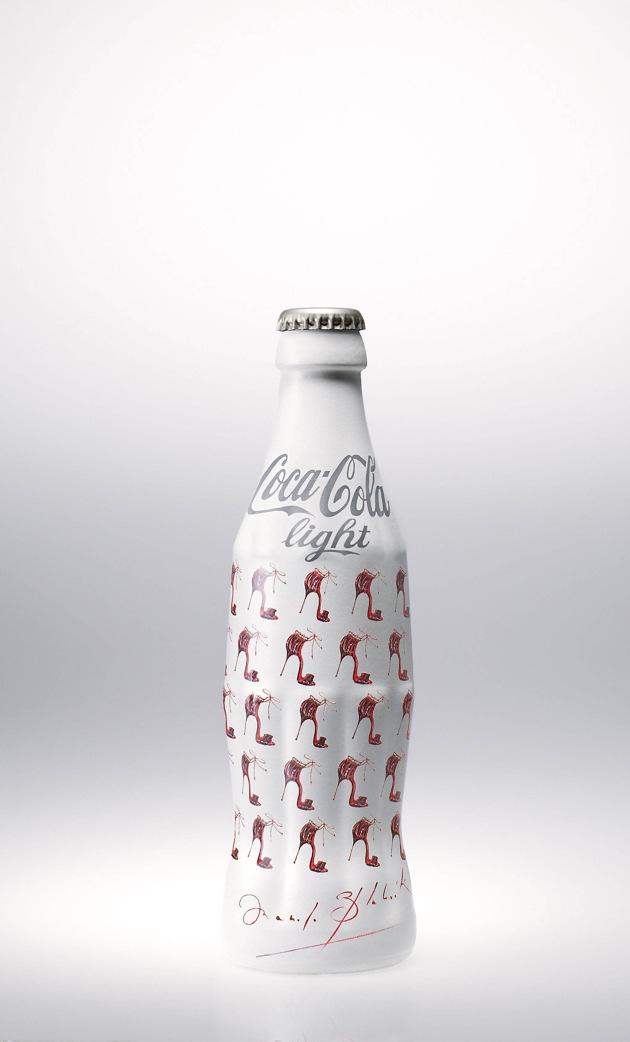 Coca-Cola light und Manolo Blahnik - die neue Modepartnerschaft