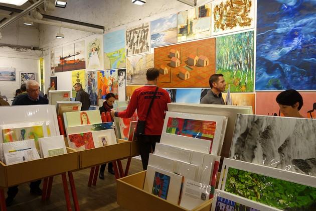 Lust auf Kunst?  6000 Originale zu unschlagbaren Preisen.