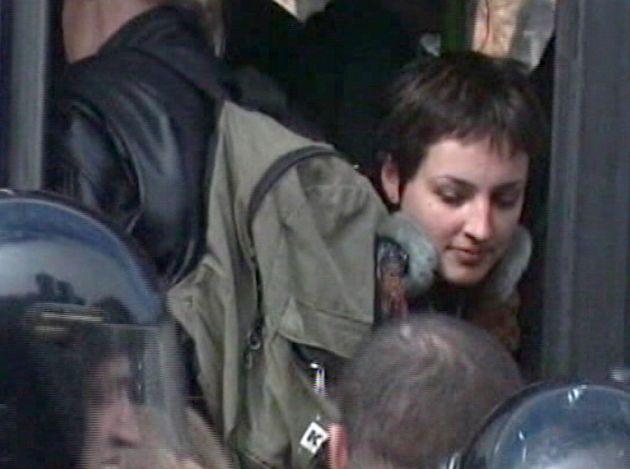 PHOENIX-ERSTAUSSTRAHLUNG - mein Ausland: Russlands neue Zensur - Aus dem Alltag einer mutigen Journalistin, Freitag, 29. Februar 2008, 19.15 Uhr