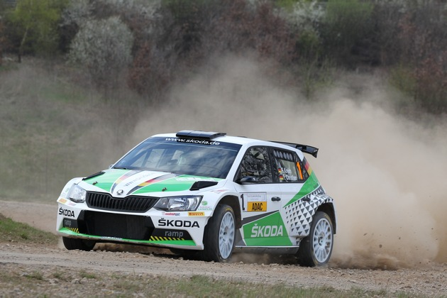 Sachsen-Rallye: Kreim/Christian und SKODA AUTO Deutschland freuen sich auf ein Highlight der Saison