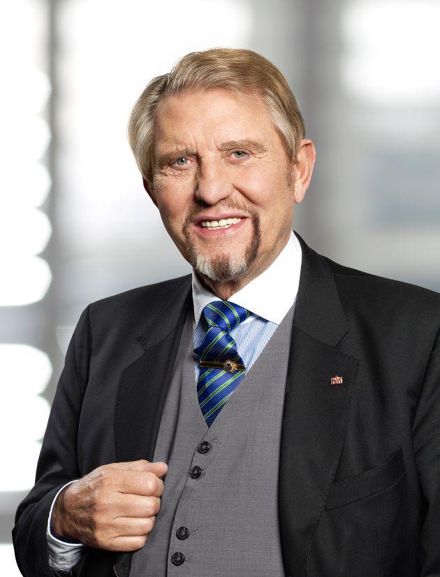 Zum 80. Geburtstag von Paul Gauselmann am 26. August 2014 -  Paul Gauselmann feiert 80. Geburtstag / Vom nebenberuflichen Aufstellunternehmer zum globalen Konzernlenker
