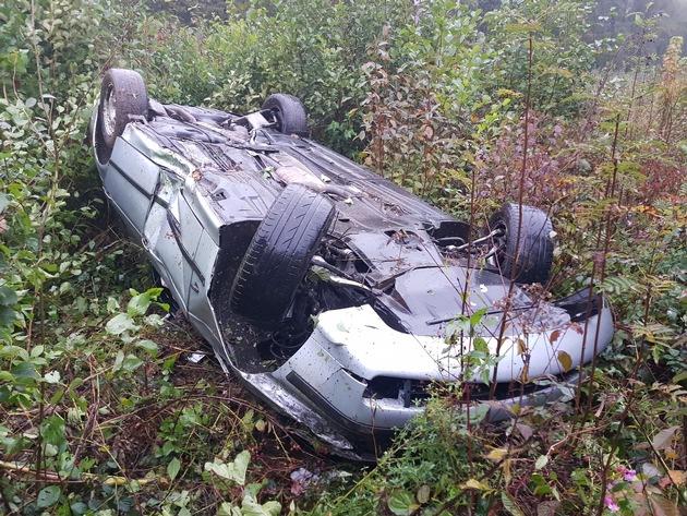 FW-EN: Verkehrsunfall auf der Autobahn A46