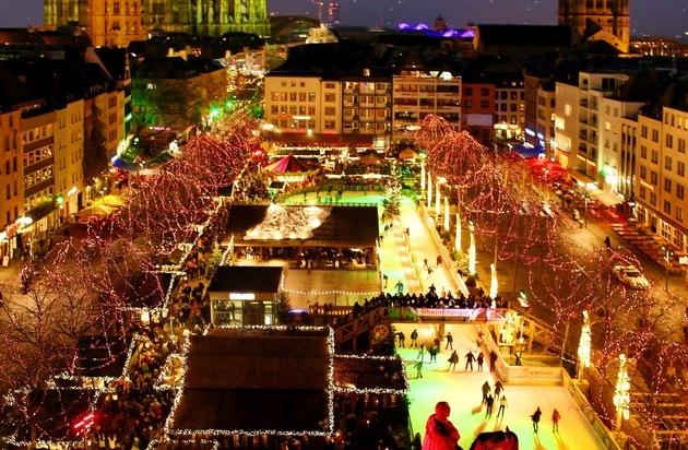 Weihnachtsmarkt Kölner Altstadt