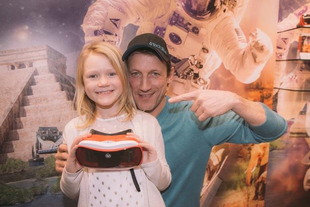 Digitaler View-Master erstmalig in Deutschland vorgestellt: Mattel bringt Neuauflage des beliebten Produktes auf den deutschen Markt