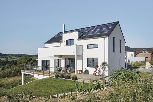 """Dank """"Home4Future"""" wird jedes Haus zu einem energieeffizienten und smarten Eigenheim."""