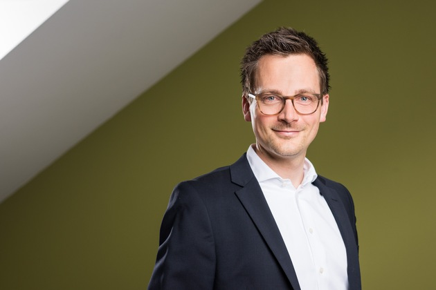 """Gregor Erismann est Chief Market Officer de l'agence numérique 360° Namics. Texte complémentaire par ots et sur www.presseportal.ch/fr/nr/100008000 / L'utilisation de cette image est pour des buts redactionnels gratuite. Publication sous indication de source: """"obs/Award Corporate Communications"""""""