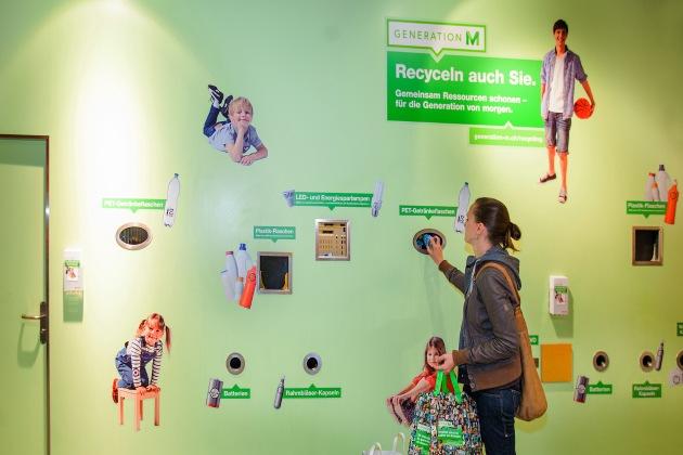 Migros: Generation M verspricht bienenschonende Produkte, autofreie Kilometer, Gesundheit und Naturareale