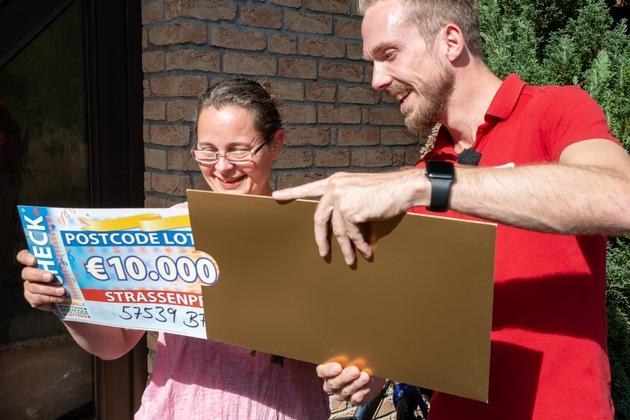 Postcode Lotterie DГјГџeldorf