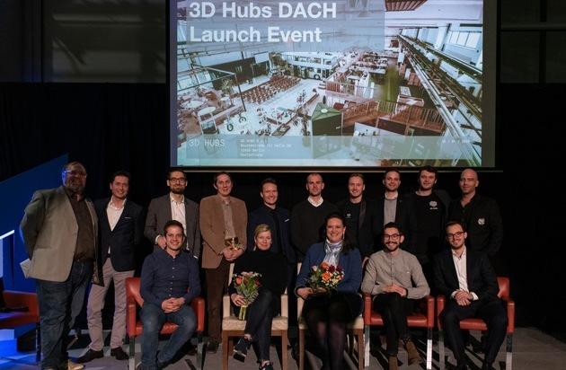 3D Hubs bringt revolution� re digitale Fertigungsplattform nach Deutschland