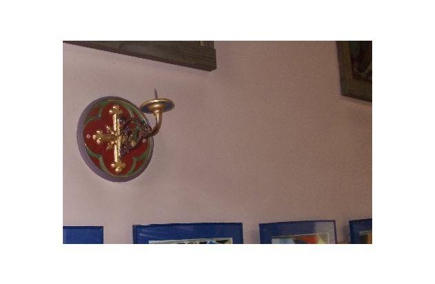 POL-MFR: (1818) Kerzenhalter aus Kirche entwendet - Zeugenaufruf