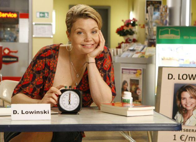 """Deutsches Serien-Comeback in SAT.1: """"Danni Lowinski"""" mit Annette Frier und """"Der letzte Bulle"""" mit Henning Baum ab 12. April 2010 ab 20.15 Uhr"""