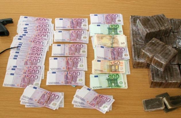 Drogen Geld