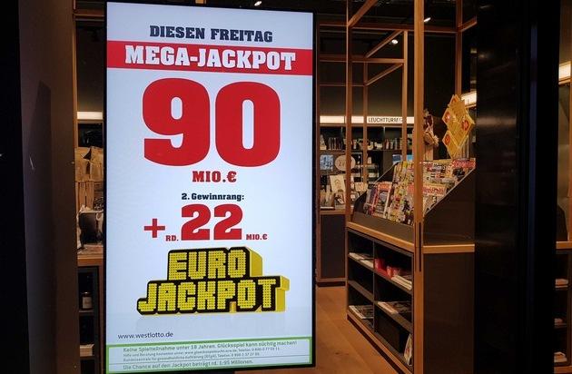Tipper aus Bayern, Hessen und Ungarn teilen sich die 90 Millionen  Megajackpot geknackt: Insgesamt 11 neue Multimillionäre bei der Lotterie Eurojackpot