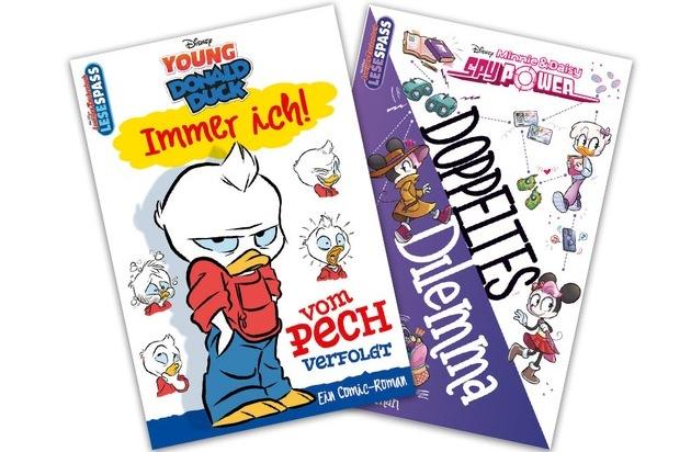 Revolution aus Entenhausen: Erster Comic-Roman als Lustiges Taschenbuch