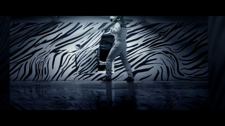 """Neuer SKODA Fabia R 5 im """"Zebra-Look"""" begeistert auf Facebook, YouTube und Twitter"""
