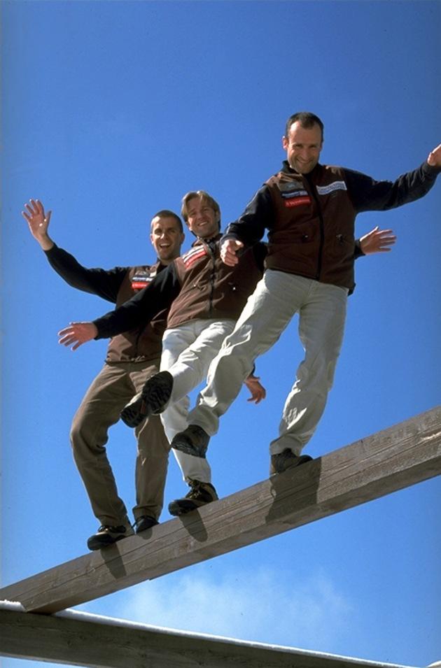 Outventure AG hat es im Angebot: Abenteuer mit ISO Zertifikat