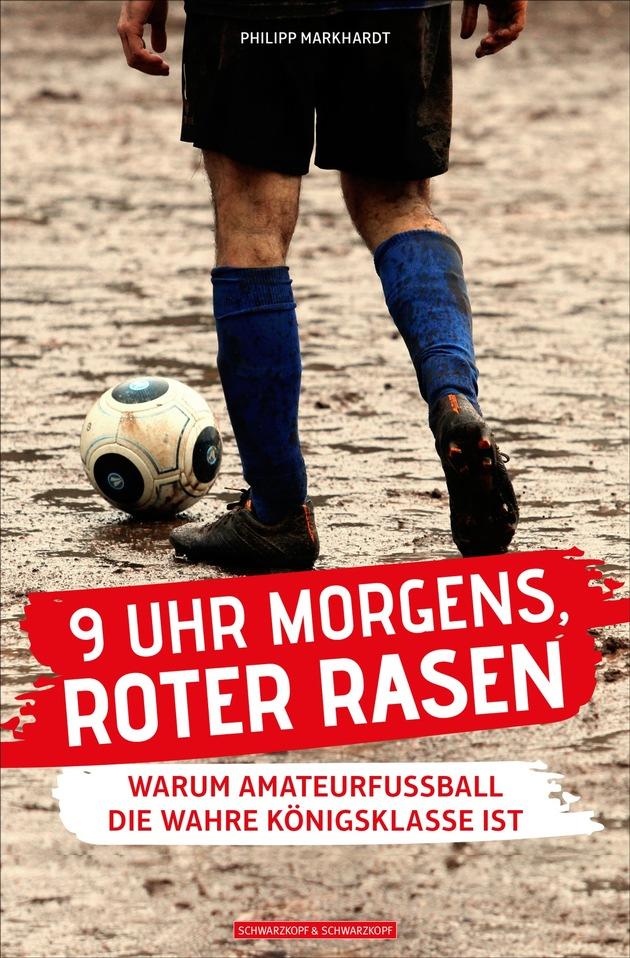 9 UHR MORGENS, ROTER RASEN - Cover 2D