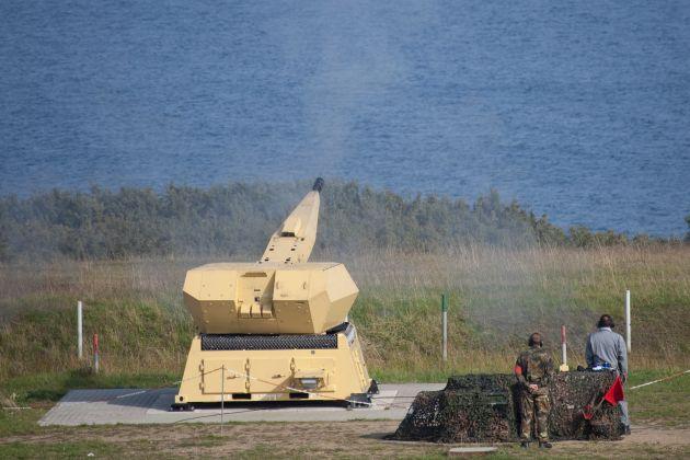 Luftwaffe stellt Flugabwehrgruppe in Husum auf (mit Bild)