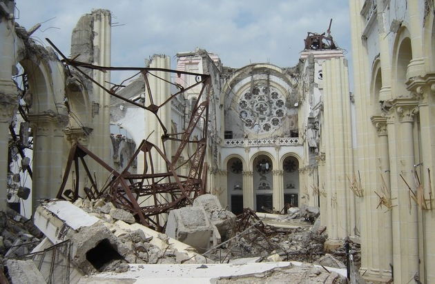 Haiti: Zehn Jahre nach dem Erdbeben / Am 12. Januar 2010 bebte in Haiti die Erde - Zehnter Jahrestag erinnert an die schreckliche Naturkatastrophe