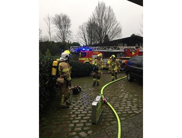FW Ratingen: Feuerwehr Ratingen - Gemeldeter Kellerbrand
