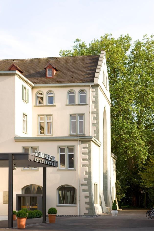 """Pressemitteilung: """"Steigenberger Inselhotel Konstanz bleibt langfristig im Portfolio der Steigenberger Hotels and Resorts"""""""