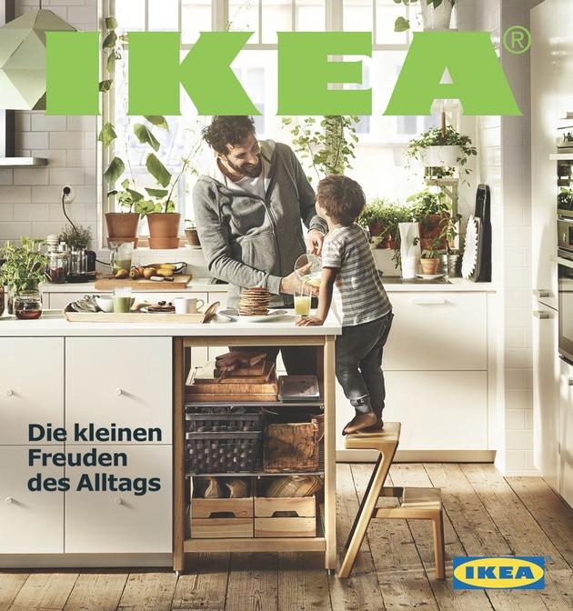 """Das meistgedruckte Buch der Welt: IKEA Katalog 2016 / Weiterer Text über ots und www.presseportal.ch/de/nr/100003642 / Die Verwendung dieses Bildes ist für redaktionelle Zwecke honorarfrei. Veröffentlichung bitte unter Quellenangabe: """"obs/IKEA AG"""""""