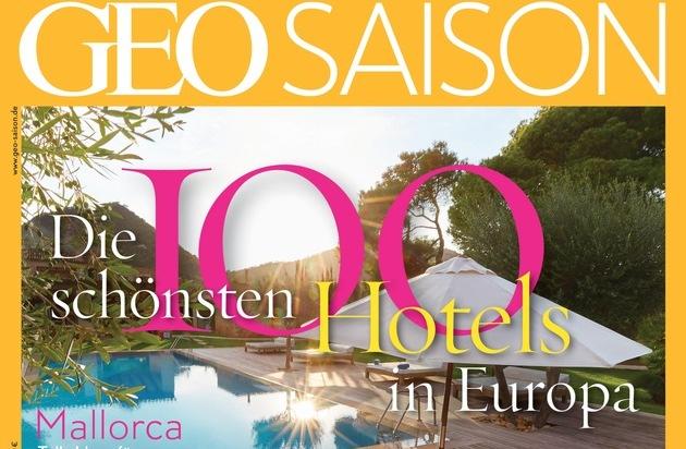 Hotel Ranking 2017 Geo Saison Zeichnet Die 100 Schönsten Hotels