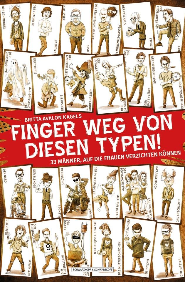 FINGER WEG VON DIESEN TYPEN - Cover - 2D - HiRes