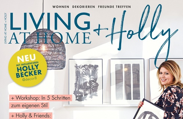 Dmm Startet Living At Home Holly Mit Influencerin Holly Becker