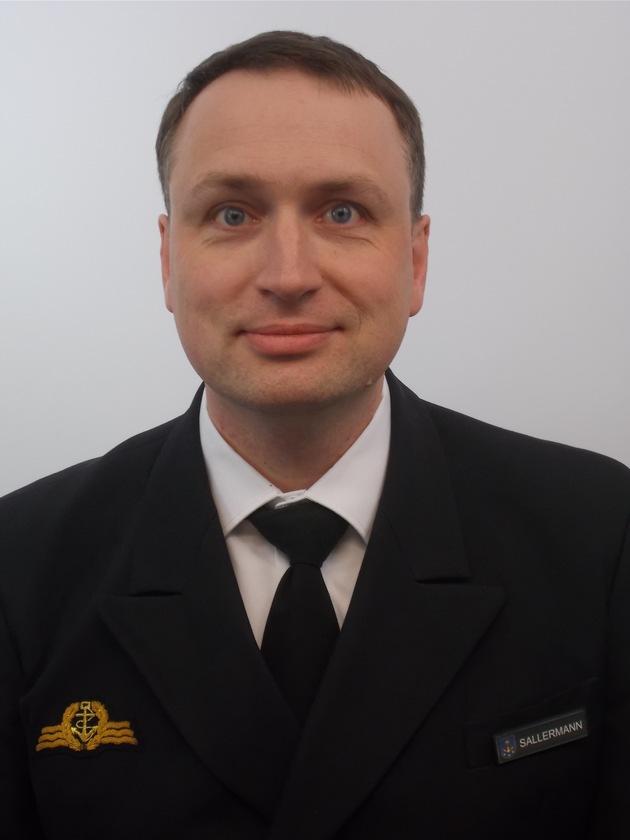 Fregattenkapitän Sallermann