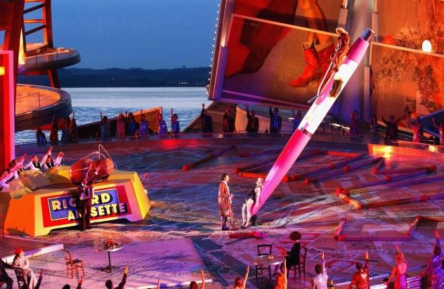 Bregenzer Festspiele: Der Ritt auf dem Kugelschreiber