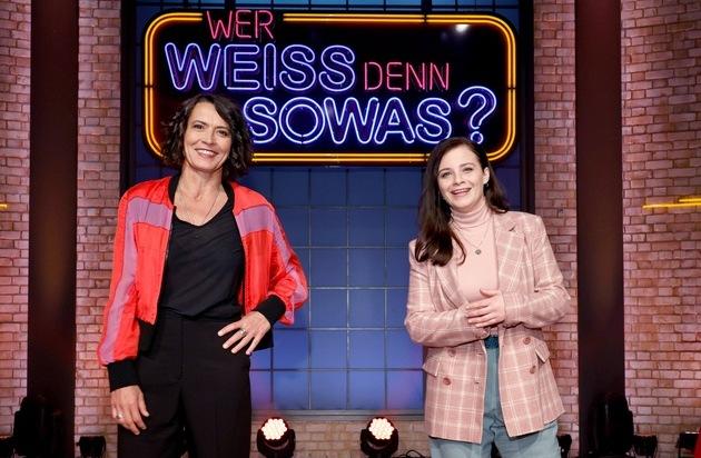 Jasna Fritzi Bauer und Ulrike Folkerts bei...
