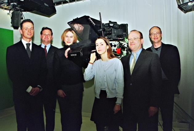 Kontinuierliche Erfolge im Bereich Business TV / HypoVereinsbank setzt Zusammenarbeit mit Bavaria Film Interactive fort